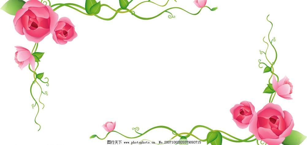漂亮花边图片