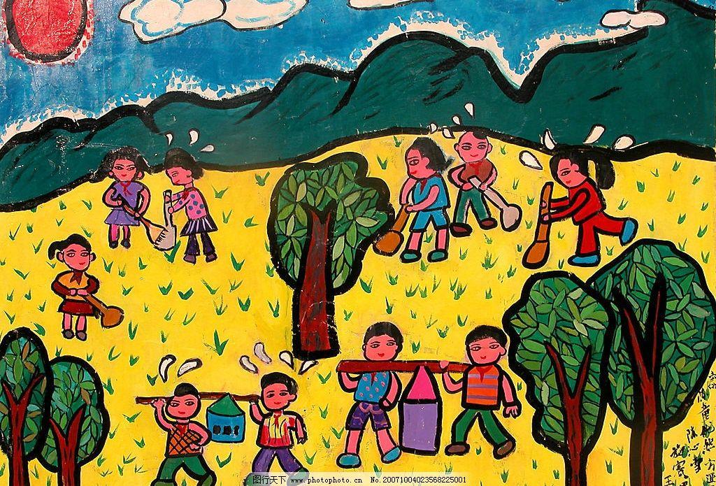 jpg绘画简笔画美术绘画手绘文化艺术乡村小屋