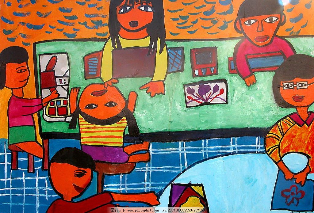 我理想的卧室儿童画_儿童画我的卧室怎么画