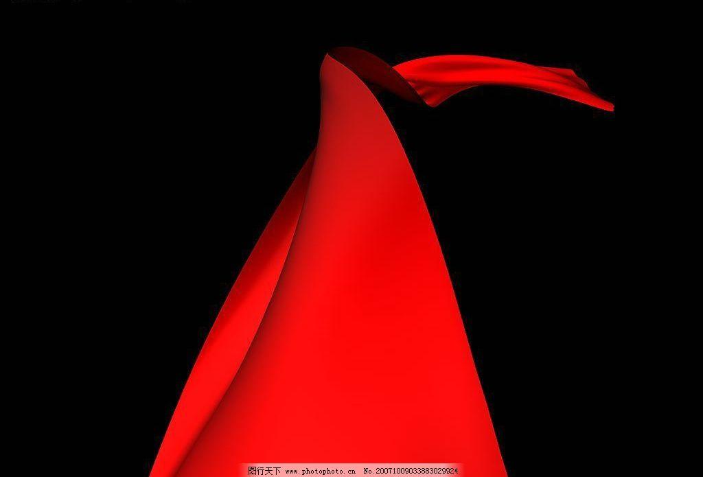 红色飘带 红色 飘带 其他 图片素材 设计图库 72 png
