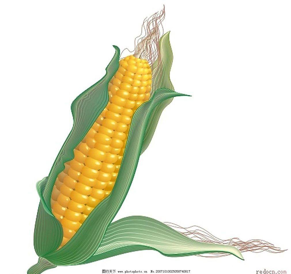 玉米叶子吊饰手工制作