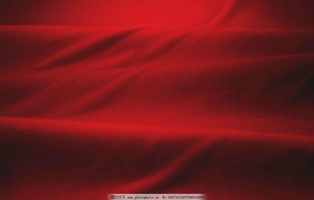 大红绸缎红丝绸 丝绸背景素材 丝绸布料 布料背景素材 棉布背景素材