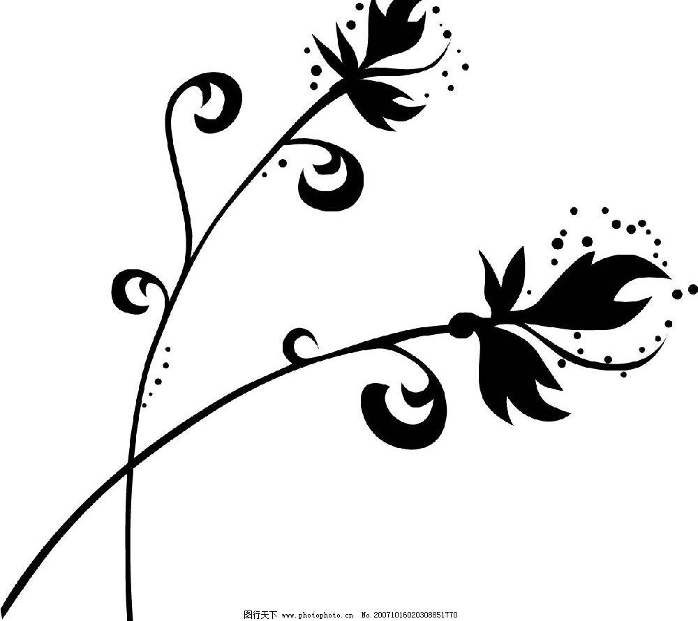 花纹 底纹边框 花纹花边 矢量图库   png