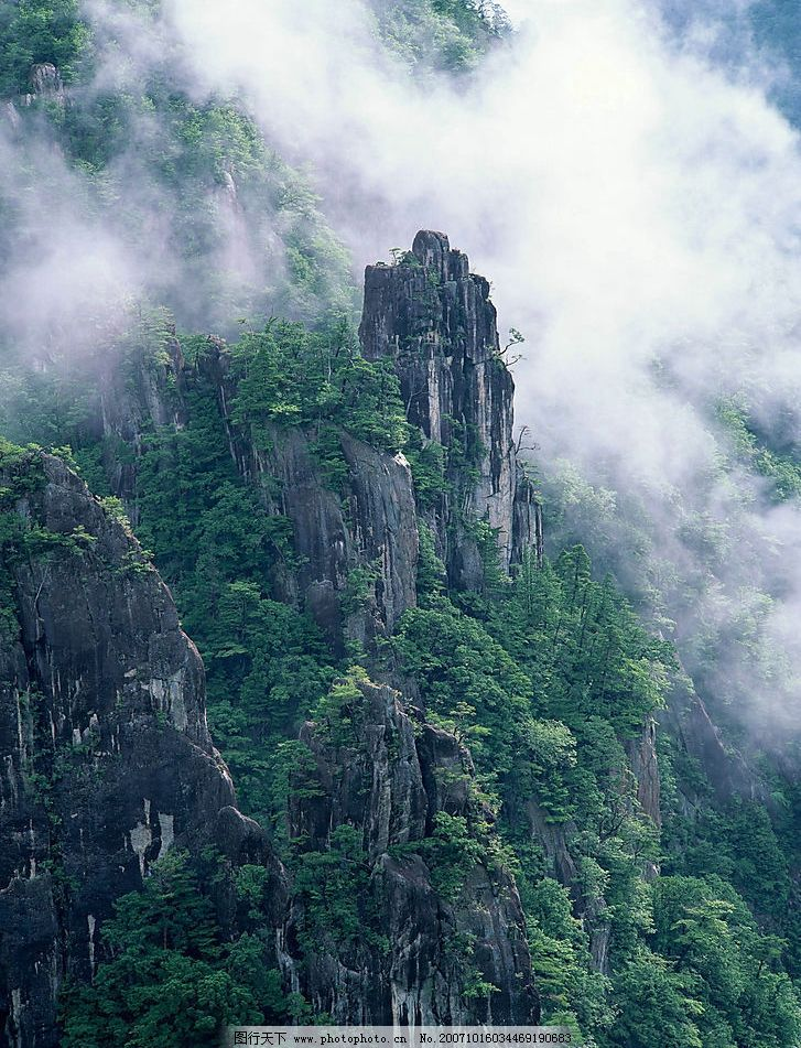 秀丽山川5 秀丽山川 自然景观 山水风景 摄影图库 350 jpg