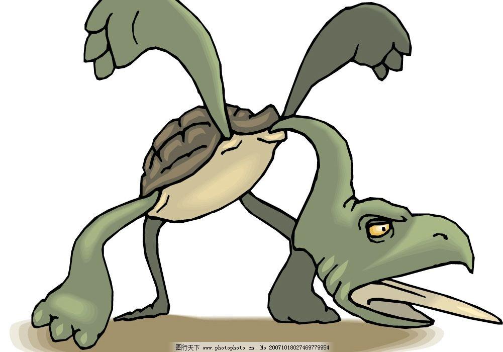 乌龟 生物世界 海洋生物