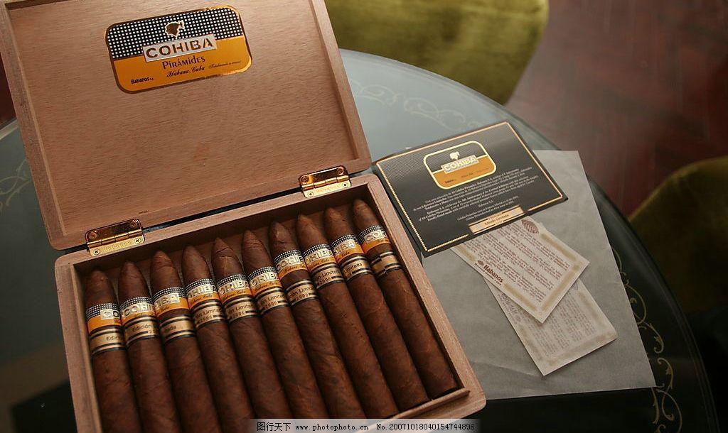 雪茄 商务金融 其他 摄影图库 72 jpg