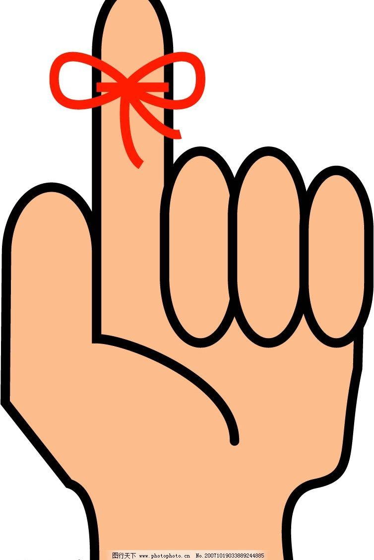 手势造型矢量图 其他矢量 矢量素材 矢量图库   eps