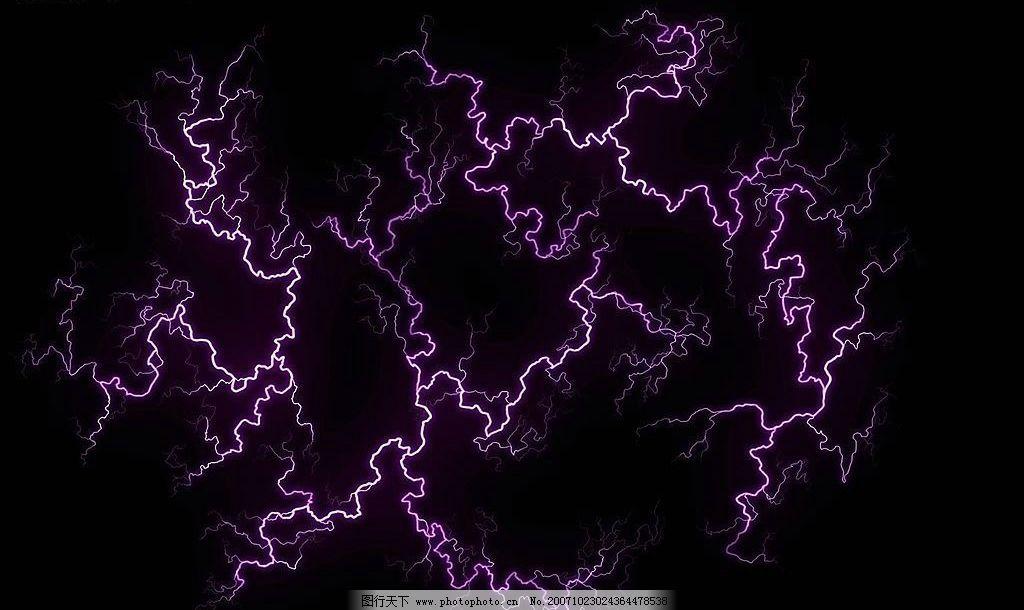 picsartp图素材 闪电