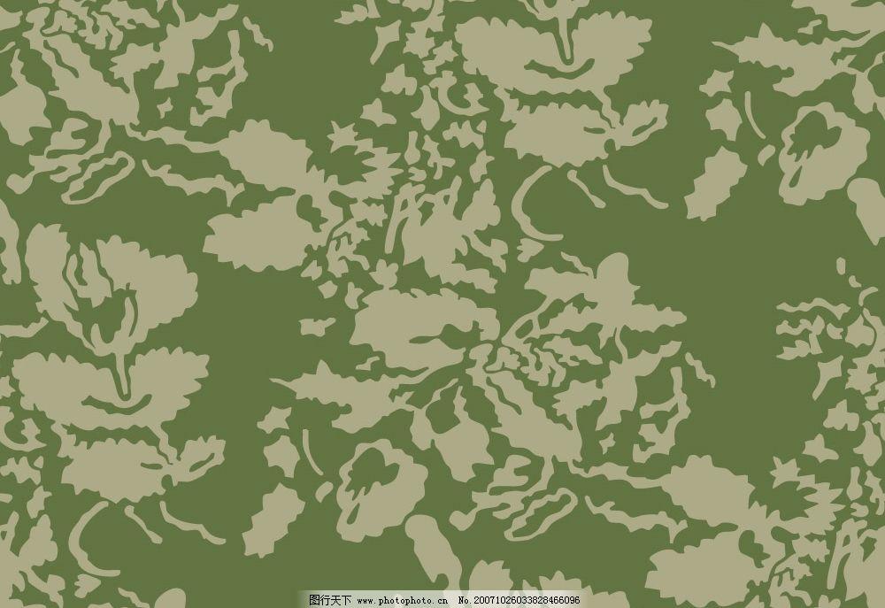 浅绿色迷彩壁纸