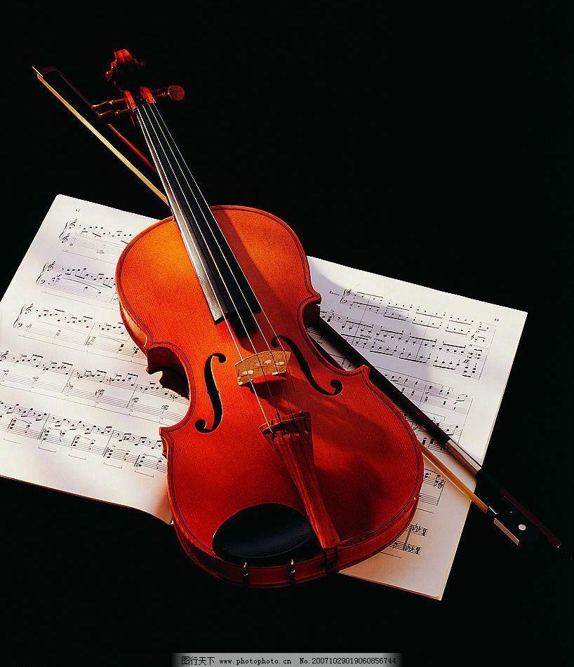 小提琴 音乐 乐器 抽象 演奏 乐谱 乐章 文化艺术 舞蹈音乐