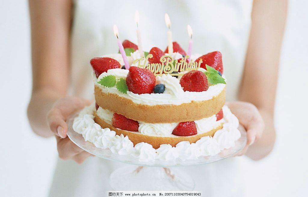 草莓蛋糕 蛋糕 甜品 草莓 素材 jpg 餐饮美食 其他 蛋糕甜品素材 摄影
