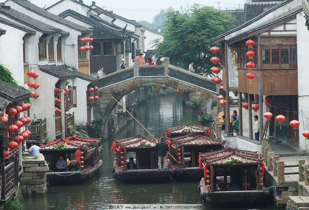 山塘街 苏州 旅游摄影
