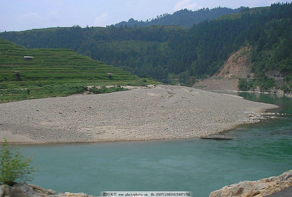 山清水秀 山水青 旅游摄影 自然风景 山水 摄影图库 72 jpg