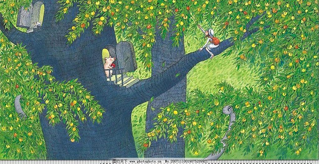 几米021 几米 插画 手绘 文化艺术 美术绘画 几米(jimmy) 设计图库