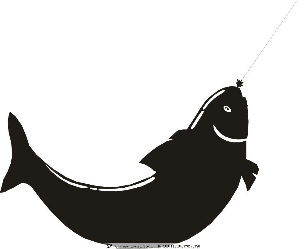 矢量鱼 生物世界 海洋生物