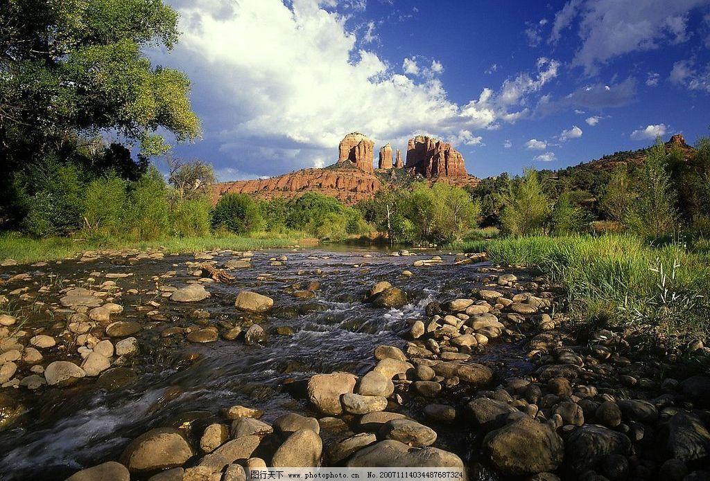 风景 自然景观 山水风景 摄影图库