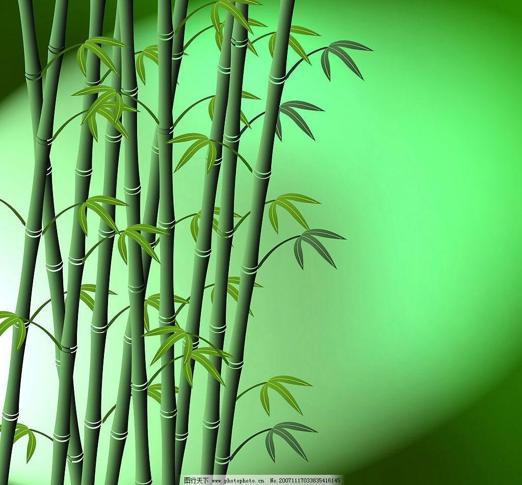 竹子 ps 绿色 其他 图片素材 设计图库 350 jpg