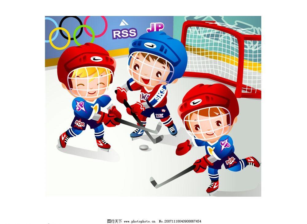 可爱儿童运动图片