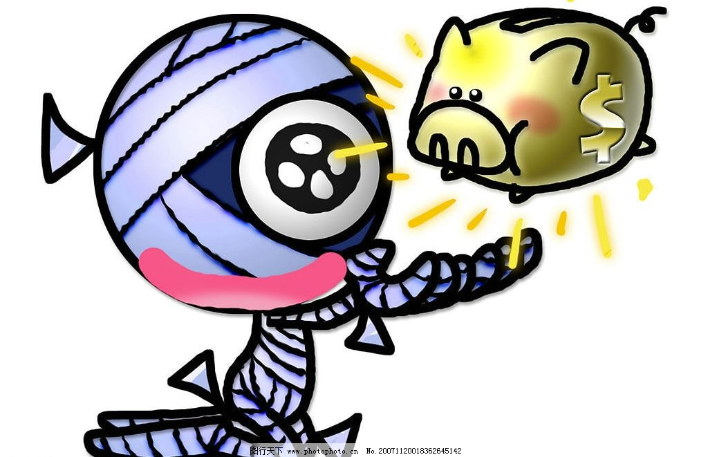 趣味漫画 动漫动画 动漫人物 设计图库 300 jpg