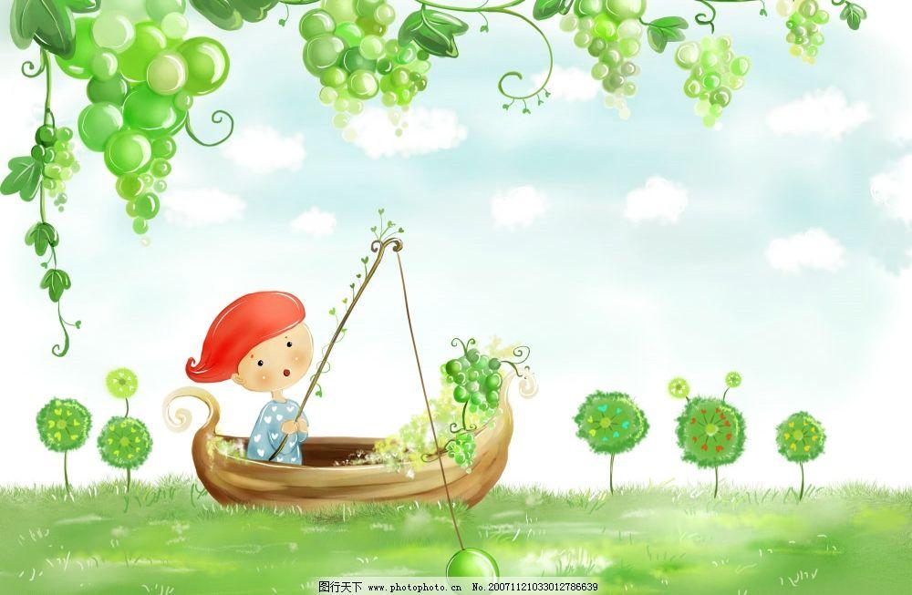 童话世界06 童话 手绘 psd素材 童话世界 源文件库 psd源文件   psd