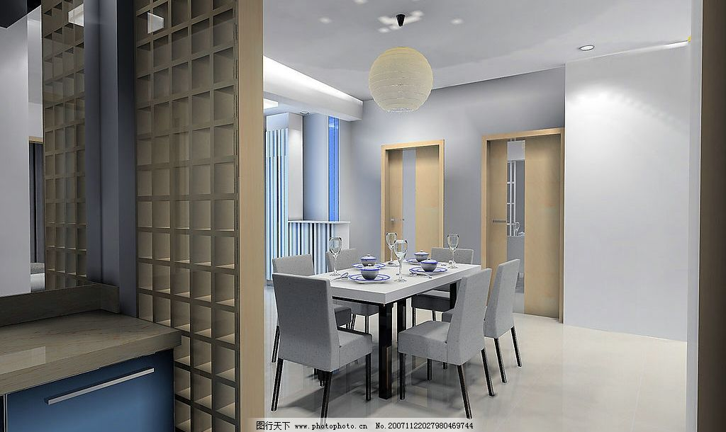 三房二廳4 環境設計 室內設計 室內裝修效果圖 設計作品 150 jpg