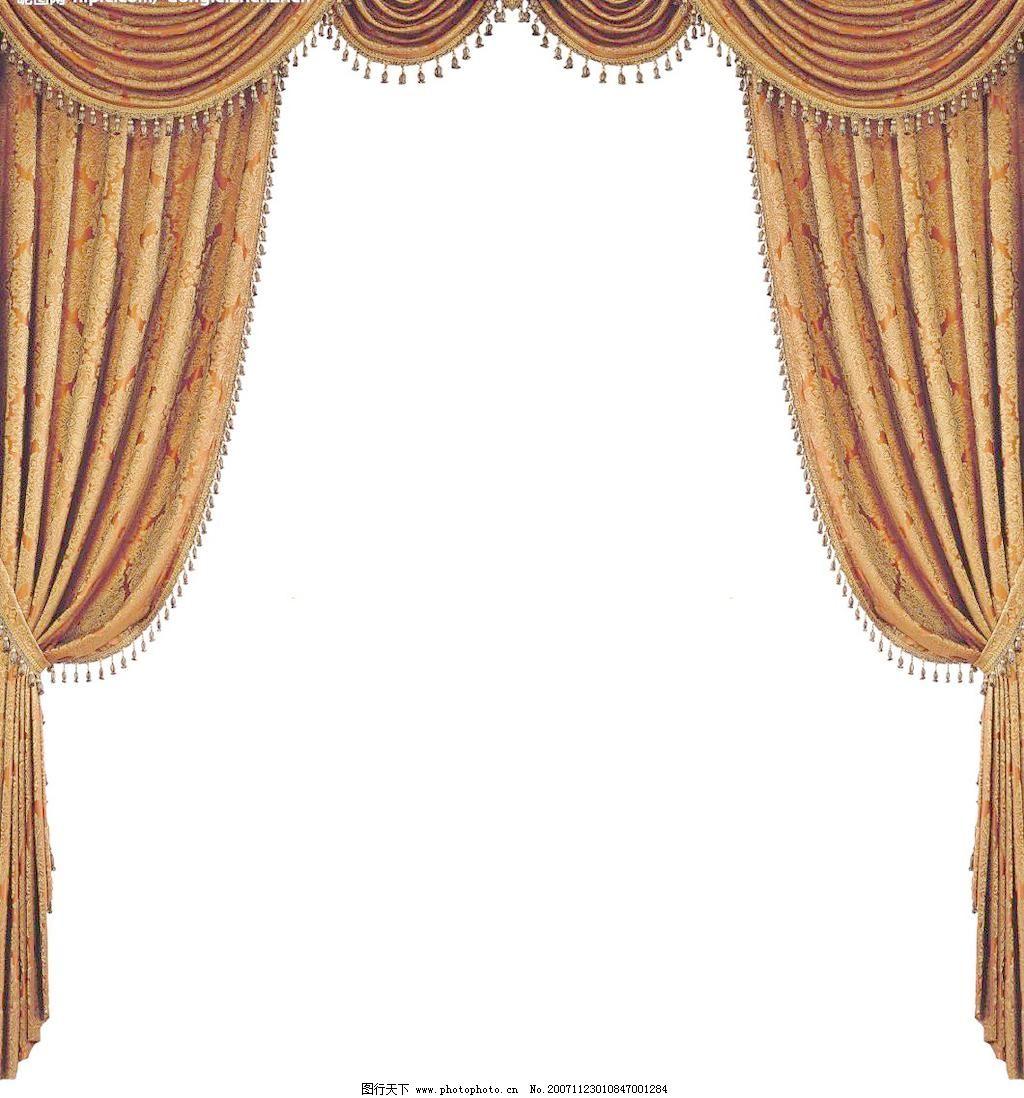 经典欧式窗帘图片
