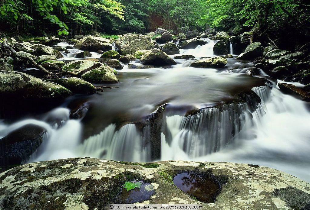 山水 树林 旅游摄影 自然风景 摄影图库