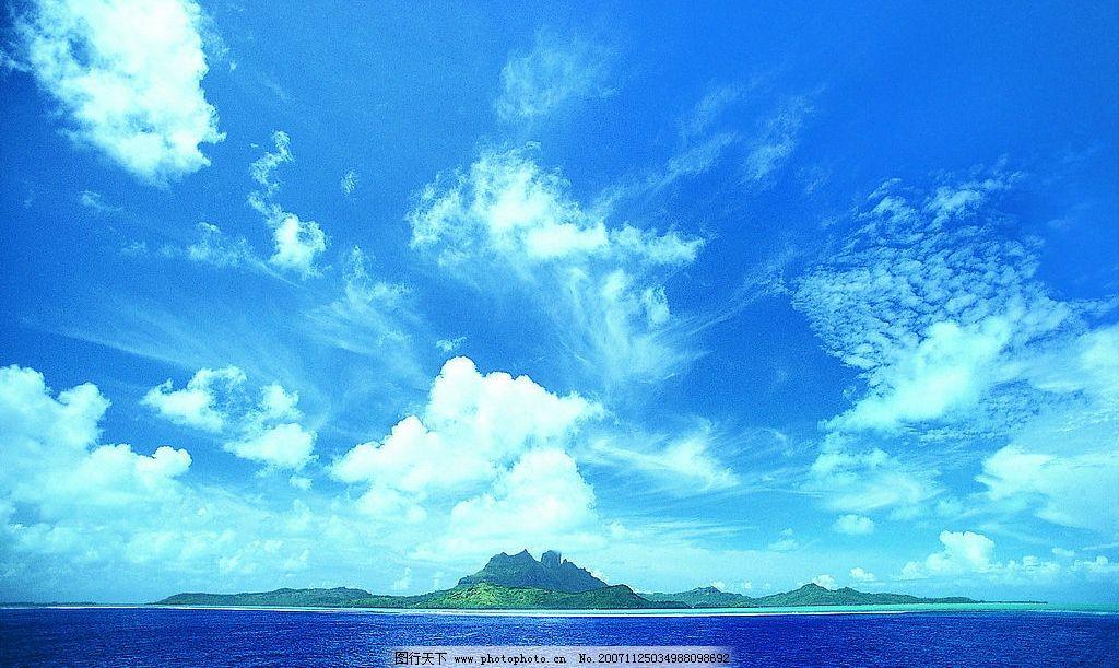 海洋 海 岛屿 自然景观 其他 摄影图库 72 jpg