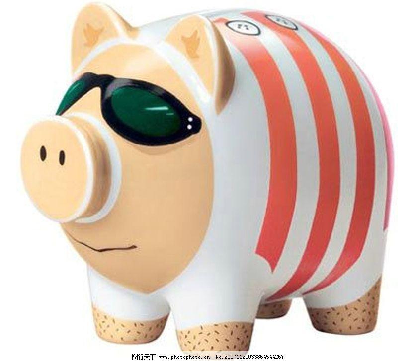 小猪猪储蓄罐图片