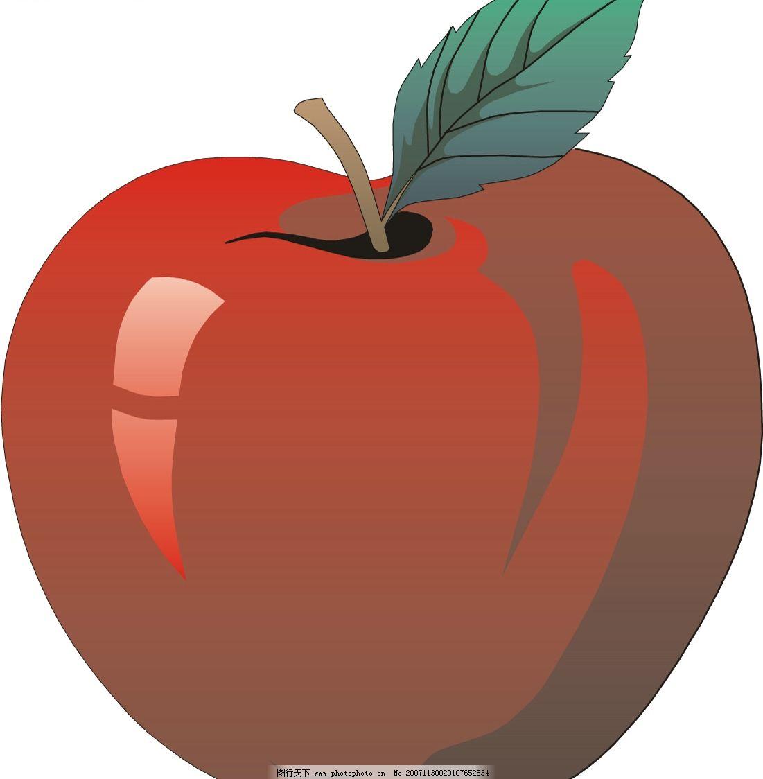 苹果 矢量 标识标志图标 其他 矢量图库   wmf