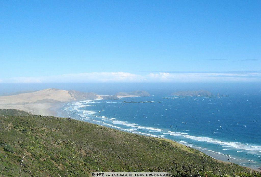 新西兰旅游 海洋 自然景观 自然风景 摄影图库 300 jpg