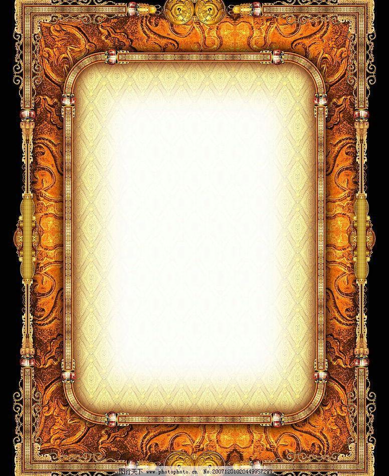 ppt 背景 背景图片 边框 家具 镜子 模板 设计 梳妆台 相框 776_951