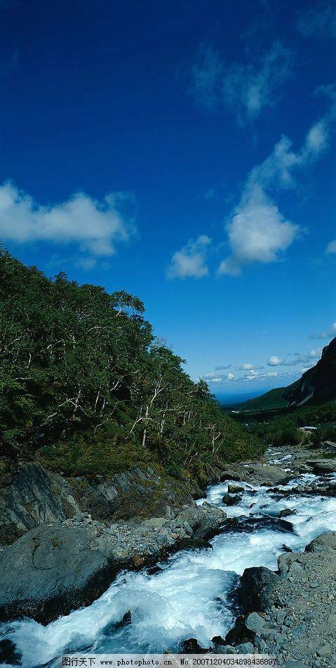 中华山水 自然景观 自然风景 摄影图库