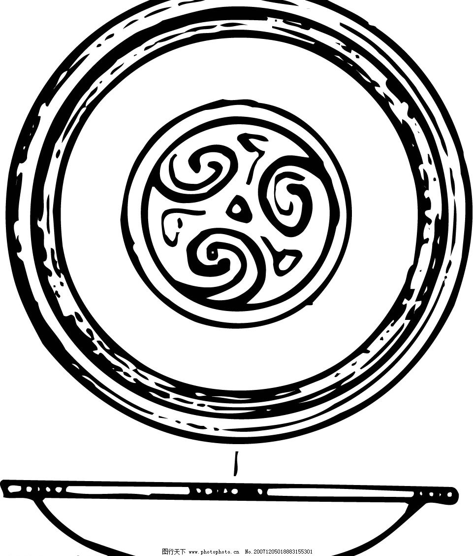 设计图库 文化艺术 传统文化    上传: 2007-12-5 大小: 30.