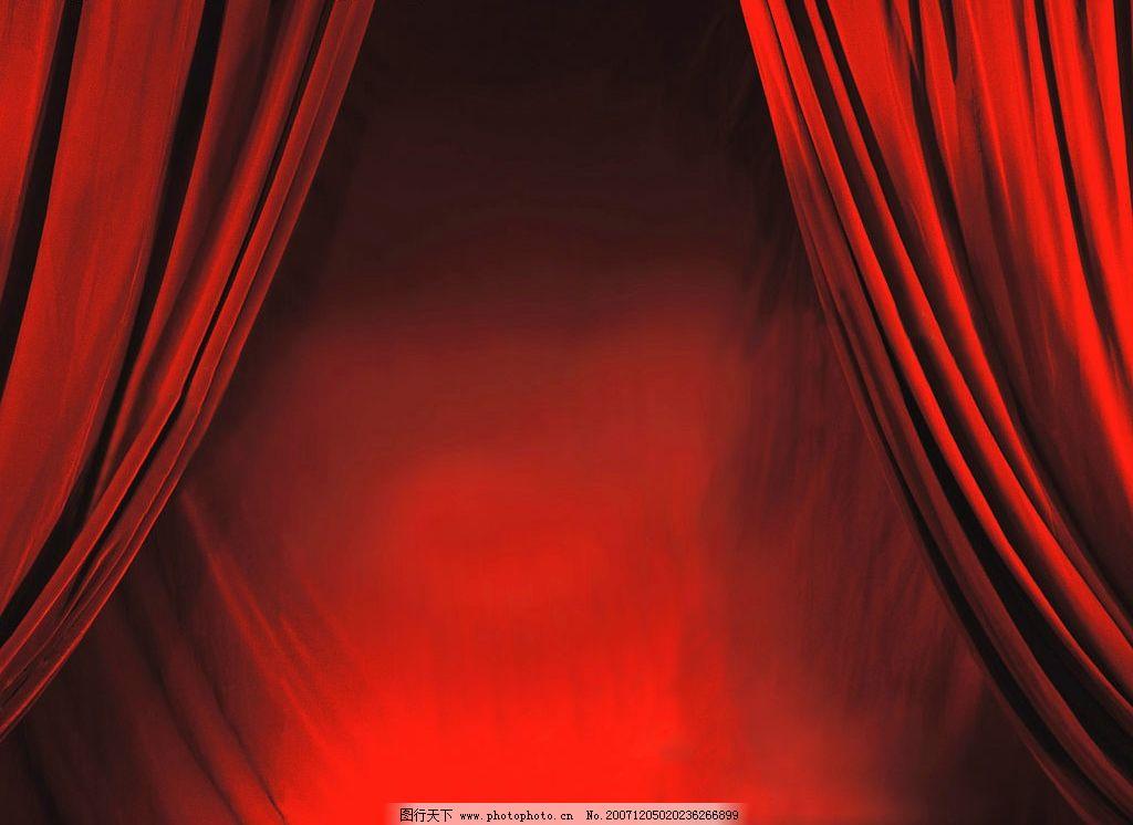 红幕布 幕布 底纹边框 背景底纹 设计图库 300 jpg