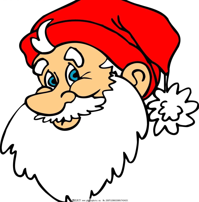 圣诞老人2 其他矢量 矢量素材 corldraw 矢量图库   cdr
