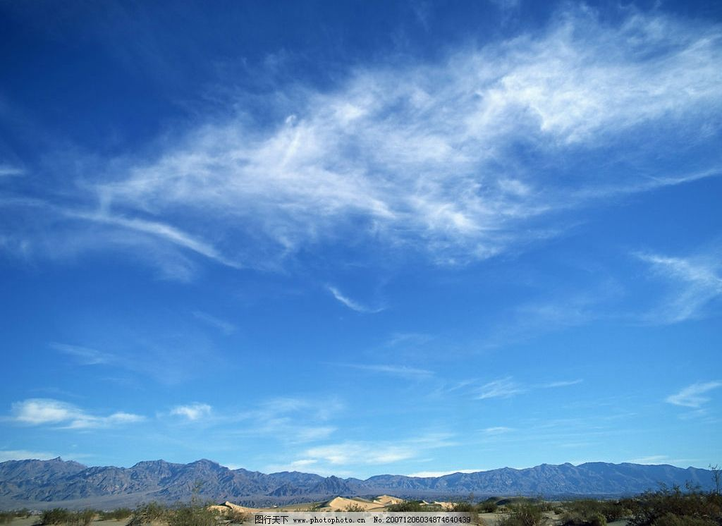 天空 自然景观 自然风景 摄影图库