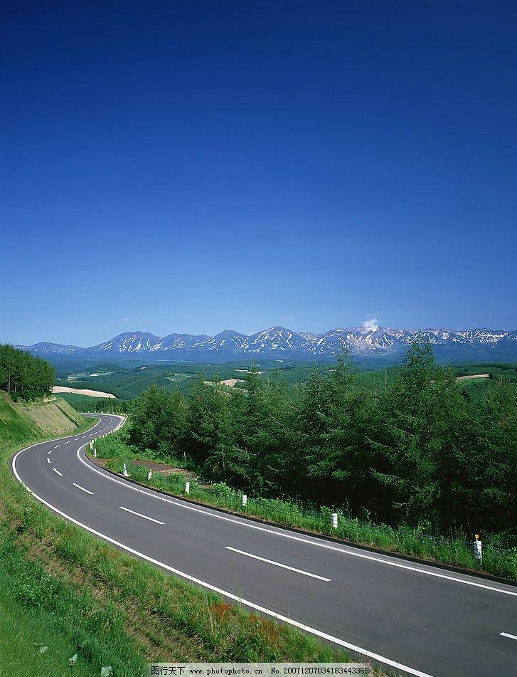 风景图片 旅游摄影 自然风景 生态环境篇 道路风景 摄影图库 350 jpg