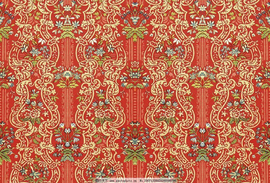 经典巴洛克 经典花纹 背景 底图 欧式花纹 底纹边框 背景底纹 设计
