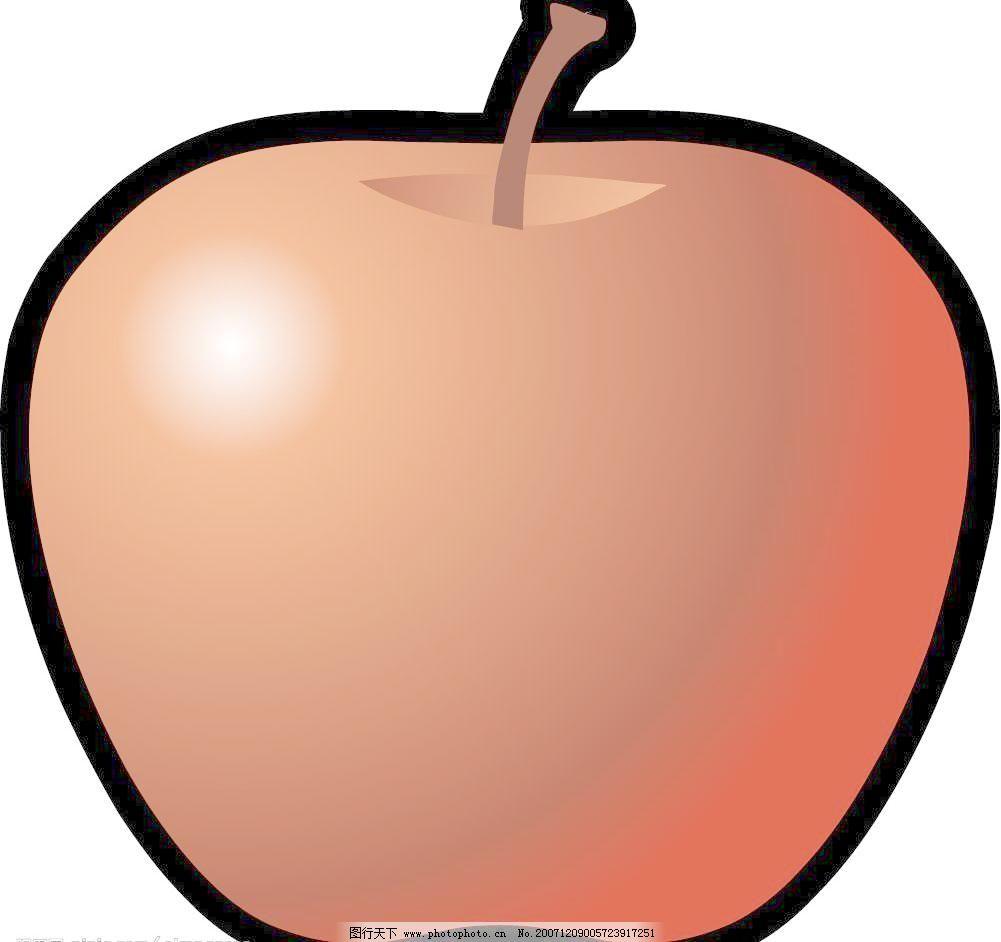 苹果图片免费下载 ai apple 餐饮美食 苹果 苹果矢量素材 生活百科