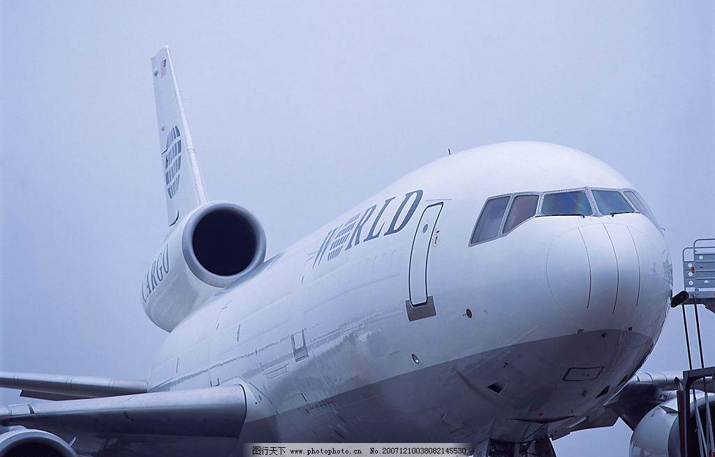飞机 大飞机 现代科技 交通工具 摄影图库 350 jpg