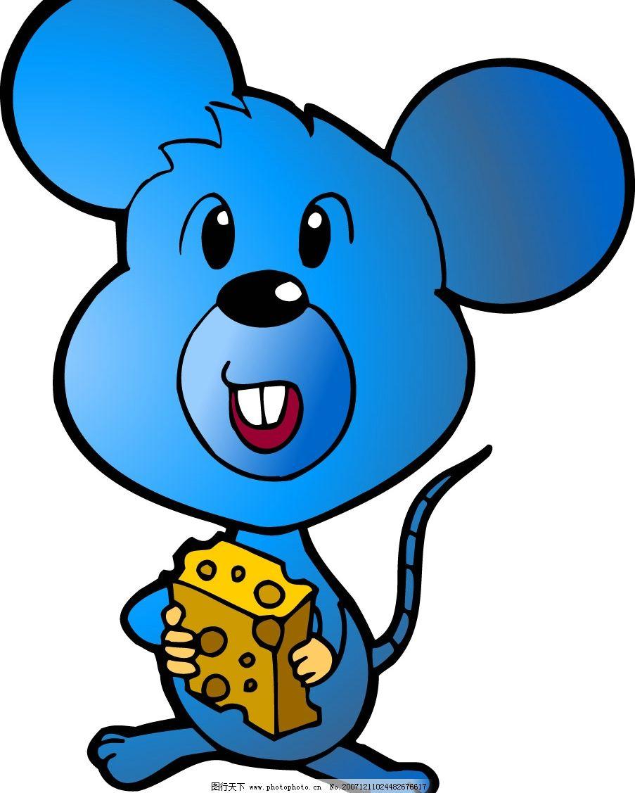 鼠 老鼠 十二生肖 矢量图库