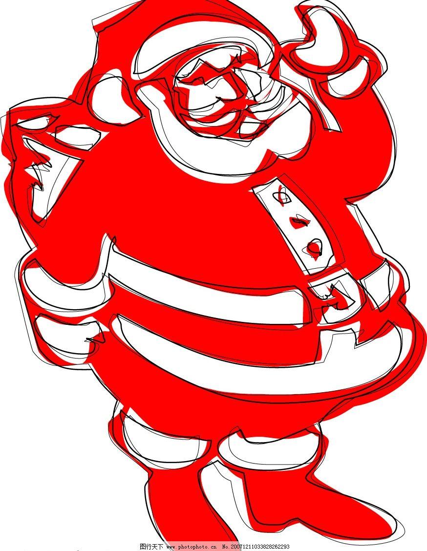 圣诞 其他矢量 矢量素材 矢量图库   cdr