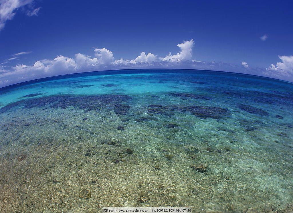海滩 风景      自然景观 山水风景 摄影图库 72 jpg