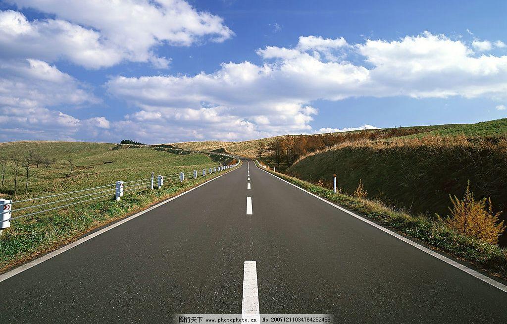 道路美景 风景 摄影 自然风景 摄影图库