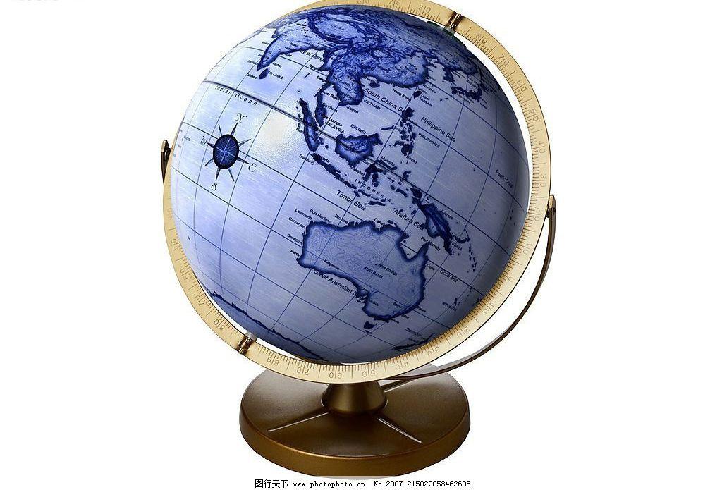 清晰地球仪 设计用 清晰地球仪 环境设计 其他设计 设计图库 72 jpg