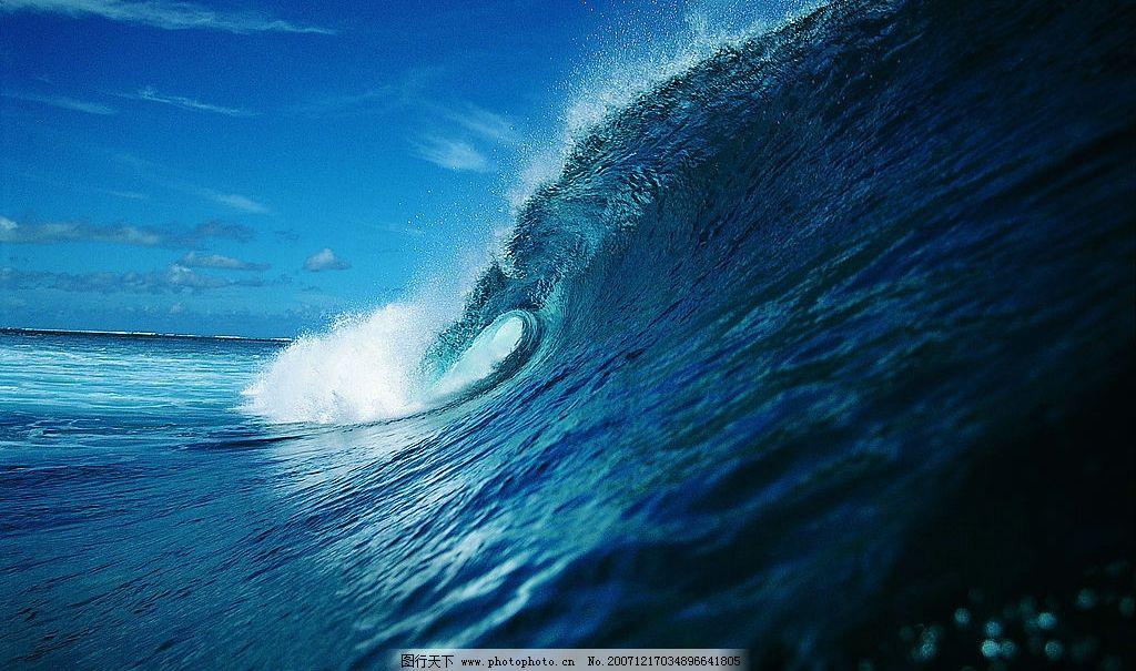 波浪 风光 大海 暗流 波涛 激流 风暴 海啸 景观 浪花 海洋 海浪 冲击