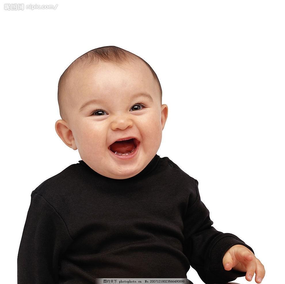大笑的外国小孩 外国小孩 笑笑小孩 可爱小孩 洋娃娃 可爱小男孩 纯真