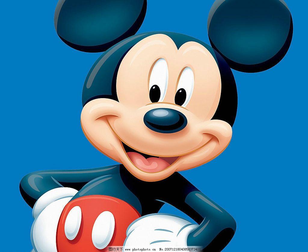 可爱米老鼠 米奇 其他 图片素材 摄影图库 90 jpg