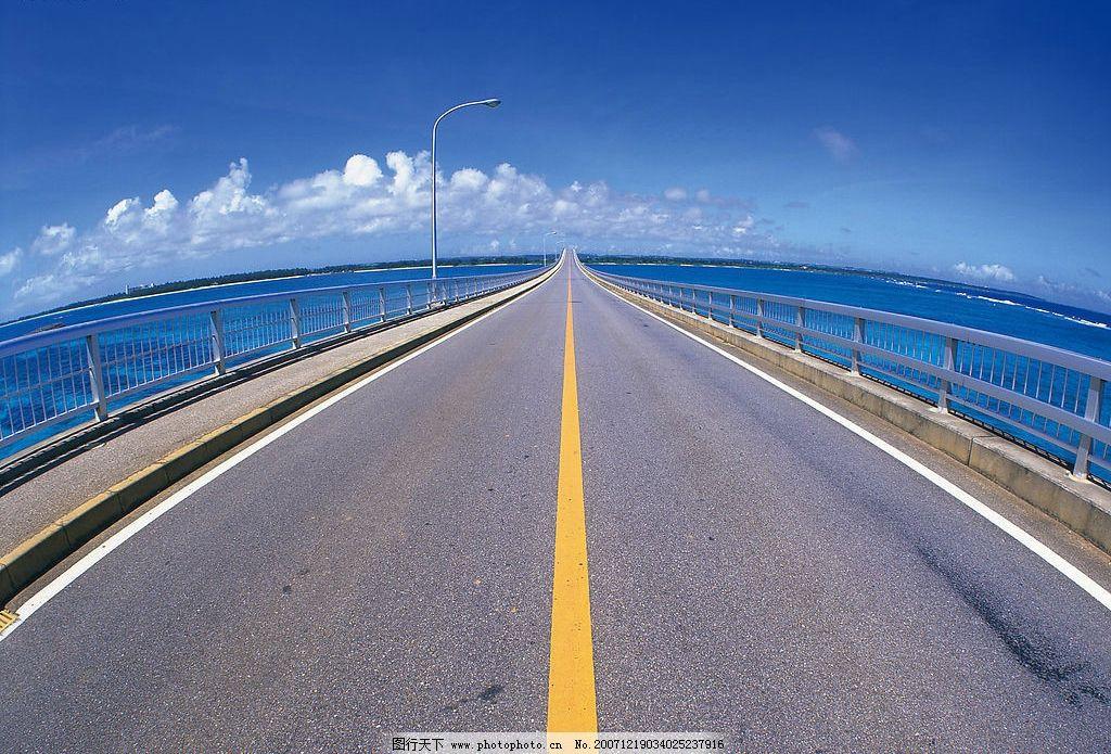 公路5 旅游 旅行 蓝天 白云 大桥 大海 国外旅游 极品道路公路